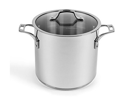 Cooking with Calphalon Refined Stainless 8 Qt. Multi Pot with Cover