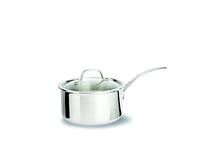 Calphalon Tri-Ply Stainless Steel 2.5-qt. Sauce with Cover
