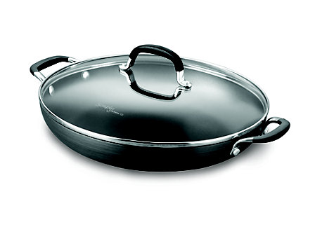 Simply Calphalon Nonstick 12-in. Everyday Pan