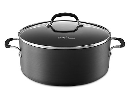 Simply Calphalon Nonstick 7-qt. Dutch Oven