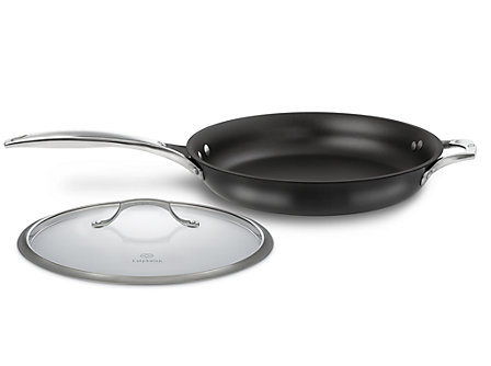 Calphalon Unison Nonstick 12-in. Fry Pan with Lid