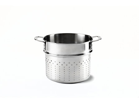 Calphalon Tri-Ply Stainless Steel 6-qt. Pasta Insert