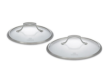 Calphalon Unison 2-pc. Glass Lid Set