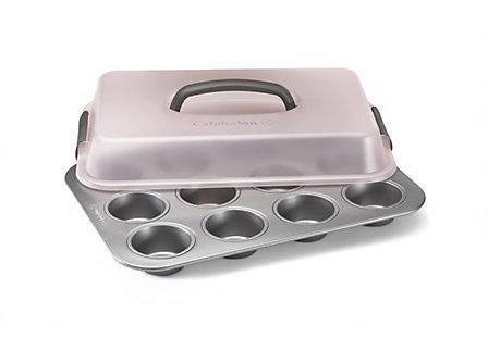 Calphalon Classic Nonstick Bakeware 12-c. Portable Cupcake Pan