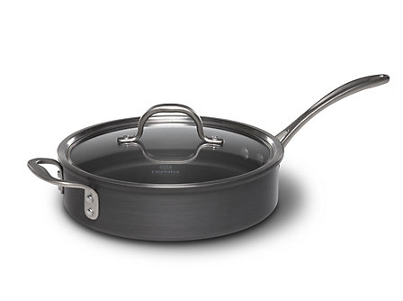 Calphalon Commercial Hard-Anodized 3-qt. Saute Pan
