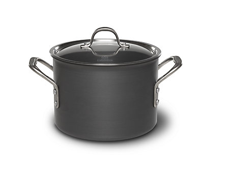 Calphalon Commercial Hard-Anodized 6-qt. Stockpot