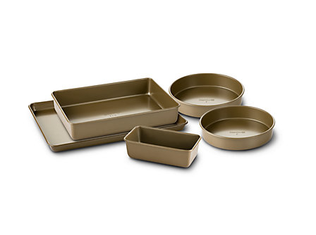Simply Calphalon Nonstick Bakeware 5-pc. Bakeware Set