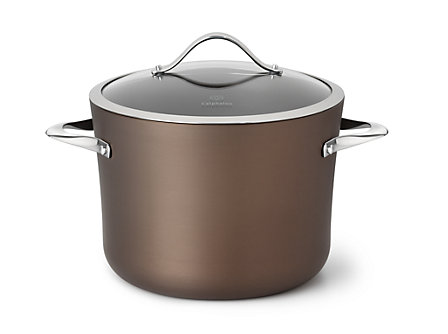 Calphalon Contemporary Bronze Nonstick 8-qt. Stockpot