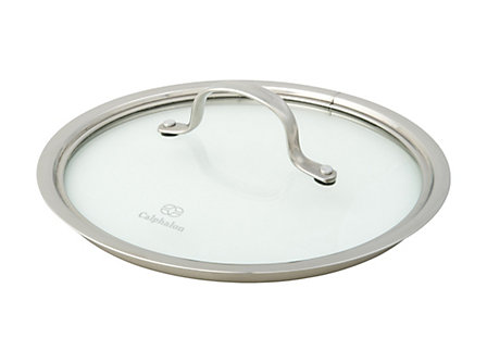 Calphalon Tri-Ply Stainless Steel 3-qt. Chef's Pan Lid