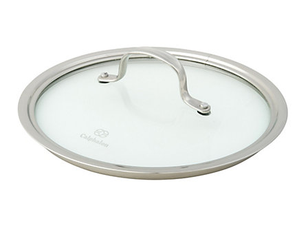 Calphalon Tri-Ply 6-qt. Stock Pot Glass Lid