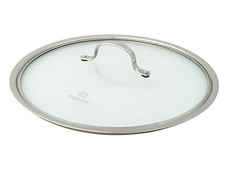 Calphalon Tri-Ply Stainless Steel 12-in. Multi-Functional Lid