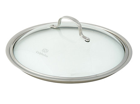 Calphalon Tri-Ply Stainless Steel 12-in. Stir Fry Lid