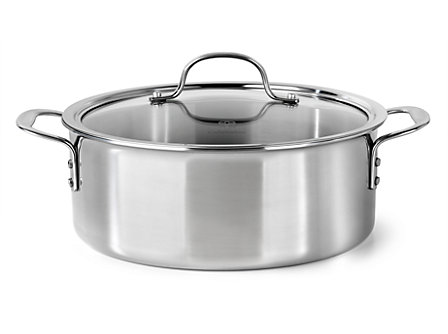 Calphalon Tri-Ply Stainless Steel 5-qt. Dutch Oven