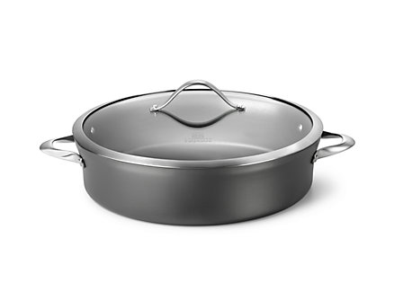 Calphalon Contemporary Nonstick 7-qt. Sauteuse Pan