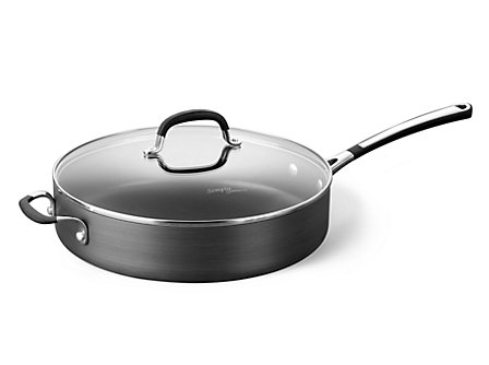 Simply Calphalon Nonstick 5-qt. Saute Pan