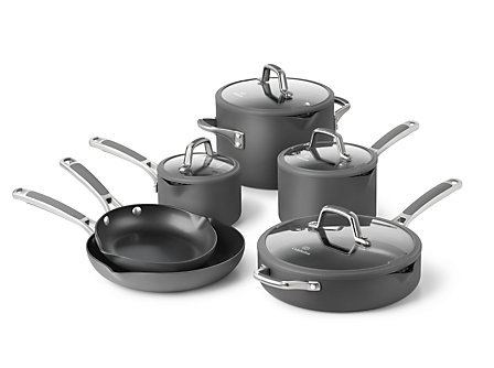 Simply Calphalon Easy System 10-pc. Cookware Set