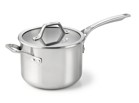 Calphalon AccuCore 4-qt. Sauce Pan with Cover