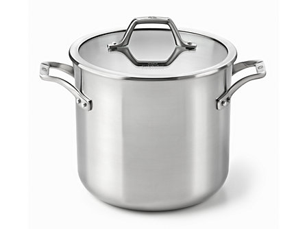 Calphalon AccuCore 8-qt. Stockpot with Cover