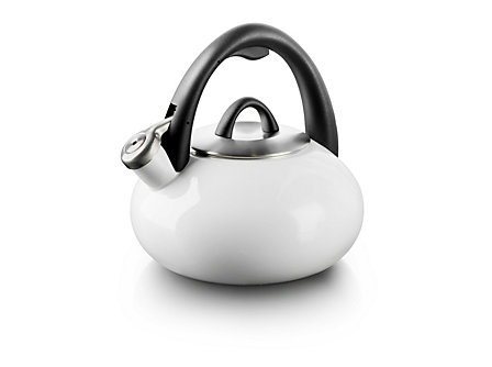Calphalon 2-qt. Tea Kettle: White