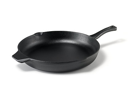 Calphalon 12-in. Pre-Seasoned Cast Iron Skillet