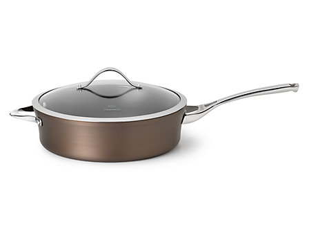 Calphalon Contemporary Bronze Nonstick 5-qt. Saute Pan