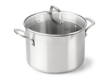 Calphalon Classic Stainless Steel 6-qt. Stock Pot