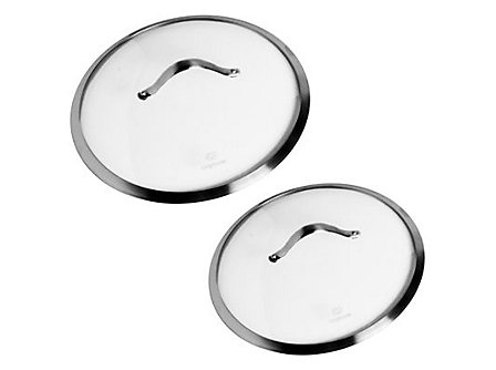 Calphalon Contemporary 2-pc. Glass Lid Set