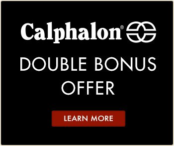 Calphalon Double Bonus