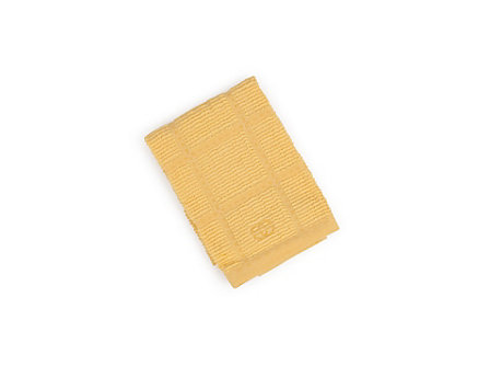 Textiles Lemon Solid Terry Dish Cloth