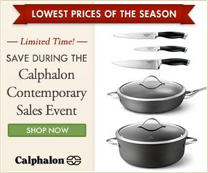 Calphalon Contemporary Sale