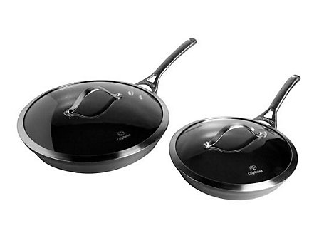 Calphalon Contemporary Nonstick 4-pc. Omelette Pan Set with Lids