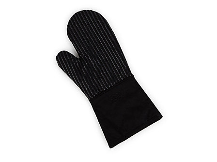 Textiles Black Licorice Thumb Mitt