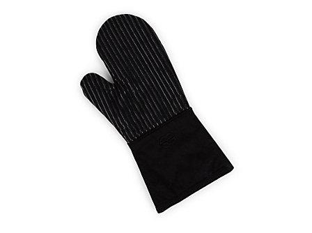 Textiles Black Licorice Thumb Mitt