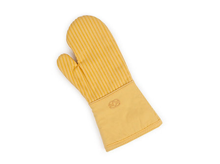 Textiles Lemon Thumb Mitt
