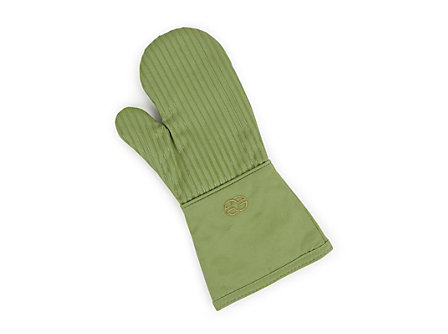 Calphalon 14-in. Textiles Green Apple Thumb Mitt: Green Apple