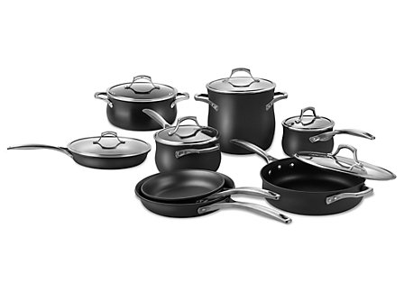 Calphalon Unison Nonstick 14-pc. Cookware Set