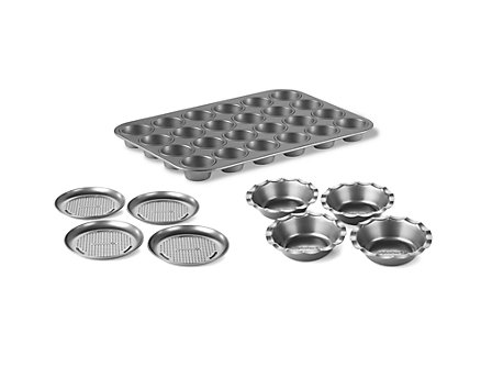 Calphalon Nonstick Bakeware 9-pc. Mini Bakeware Set