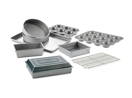 Calphalon Nonstick Bakeware 10-pc. Baking Essentials Set