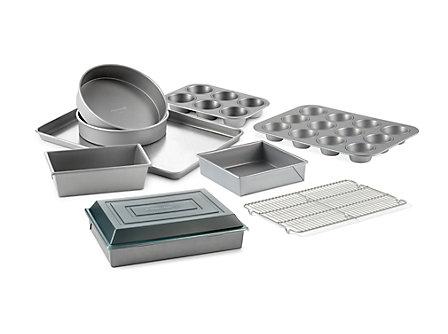 Calphalon Nonstick Bakeware 10-pc. Baking Essentials Set