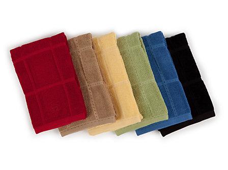 Textiles Mango Flat Kitchen Towel