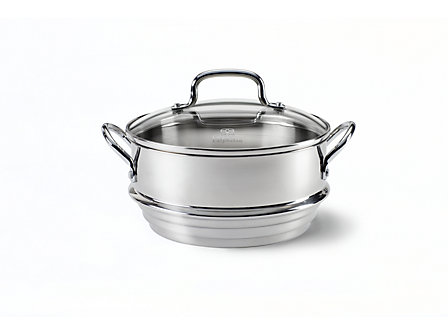 Calphalon Tri-Ply Stainless Steel Universal Steamer