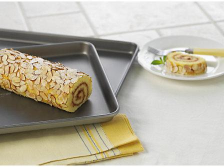 Calphalon Classic Nonstick Bakeware Set of 2 Jelly Roll Pans