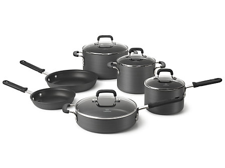 Calphalon Everyday Nonstick 10 Piece Set