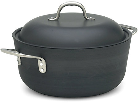 Calphalon Commercial Hard-Anodized 7-qt. Chef's Casserole