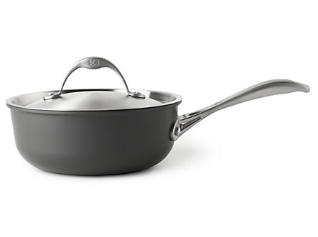 Calphalon One Infused Anodized 2 Qt. Chef's Pan