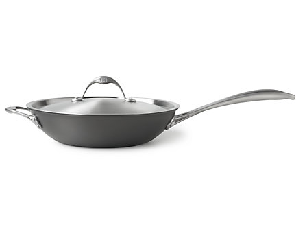 "Calphalon One Infused Anodized 11"" Chef's Skillet"
