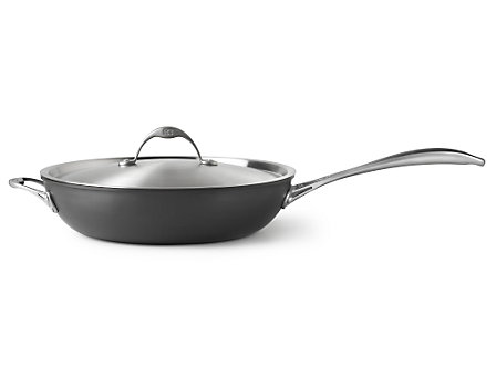 "Calphalon One Infused Anodized 13"" Chef's Skillet"