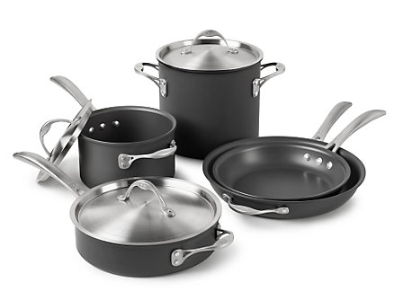 Calphalon One Infused Anodized 8 Piece Set