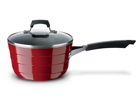 Kitchen Essentials Styleware Red 3 Qt. Sauce