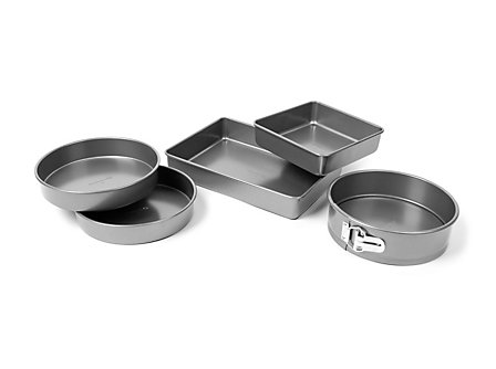 Kitchen Essentials Bakeware 5 Piece Cake Set